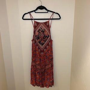Boho American Eagle dress